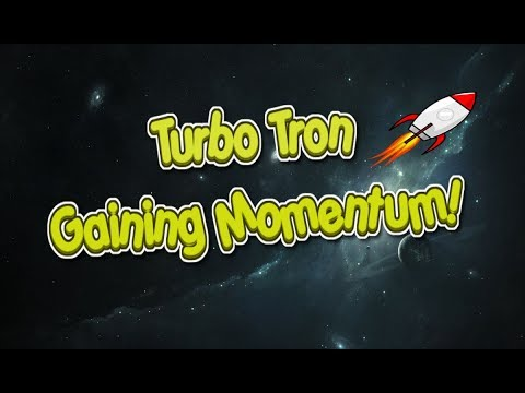 TURBO TRON Gaining Momentum! The Whales Are Coming!