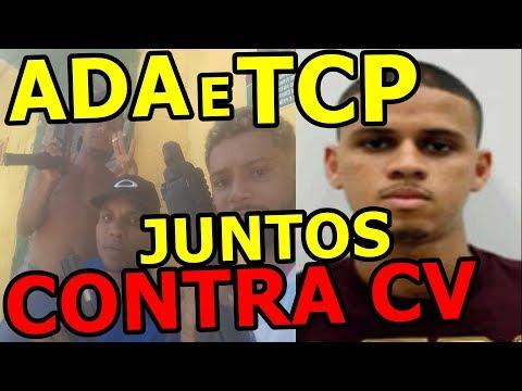 ADA E TCP FAZEM PACTO PARA DESTRUIR CV EM SÃO GONÇALO E NITERÓI