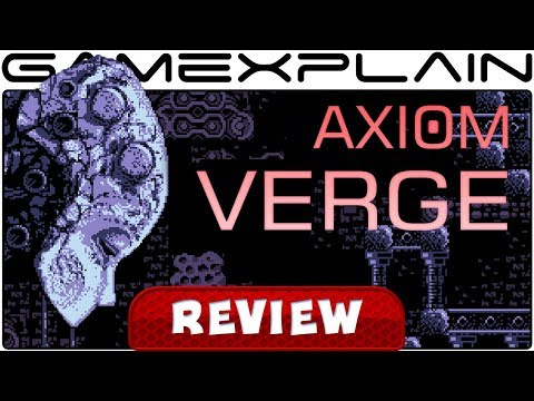 Axiom Verge – REVIEW (Nintendo Switch)