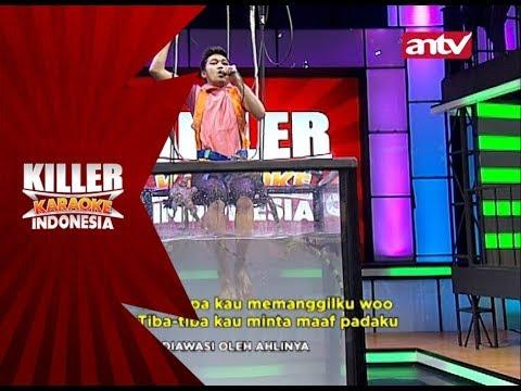 Geli! Ada Biawak diatas kepala Hope! – Killer Karaoke Indonesia