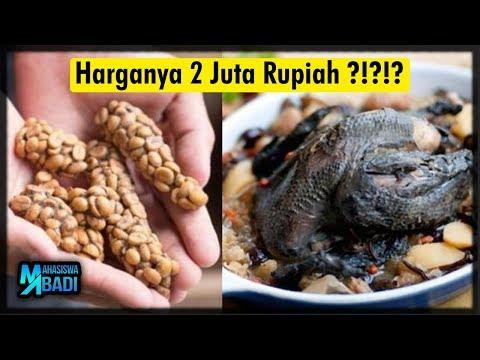 Ada di Indonesia !!! INILAH 4 MAKANAN PALING MAHAL DI ASIA TENGGARA