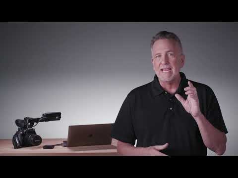 Transcoding Options for the Canon EOS C200