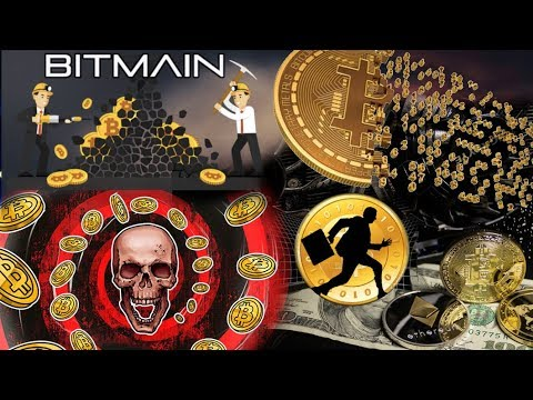 "Bitcoin ""Death Spiral"" Impossible?!? ⚠️ $5M Lawsuit: BITMAIN Unauthorized Mining 