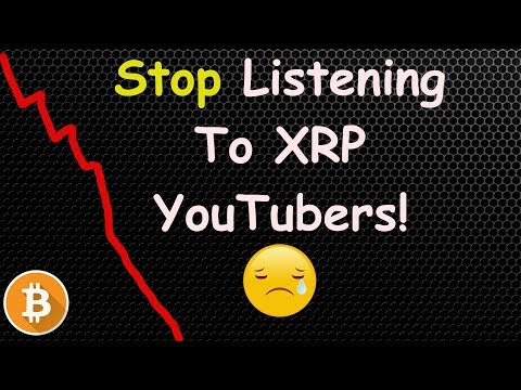XRP And Crypto Investors – Stop Buying Dips!