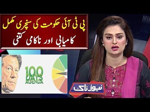 PTI 100 Days Achievements & Failures | News Talk | Neo News
