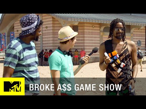Broke A$$ Game Show (Season 2) | 'Rub it In' Official Clip (Episode 13) | MTV