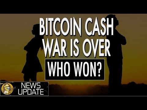 Bitcoin Cash Vs. Satoshi Vision – Hash War Over – Crypto Market Price Suffers