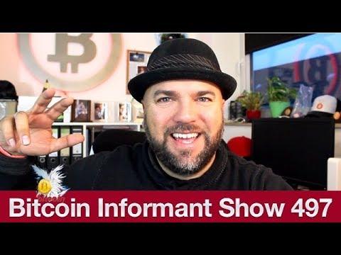 #497 Bis zu 800.000 Bitcoin Miner abgeschaltet, Steuern mit Bitcoin zahlen & Bitcoin Rally kommt