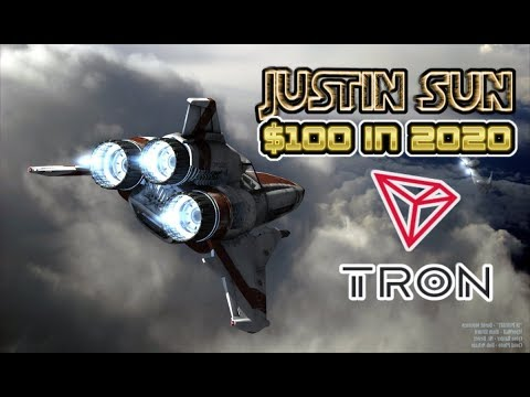 TRON (TRX) Will Be $100 In 2020!