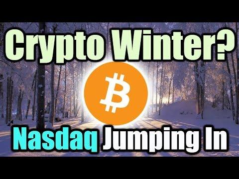 Crypto Winter? – Nasdaq Bitcoin Futures Q1 2019 [Bitcoin and Cryptocurrency News]