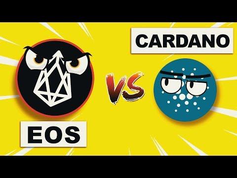 EOS VS CARDANO. Завтра Не Придет Никогда?