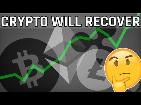 3 Reasons Why Cryptocurrency WILL Recover!
