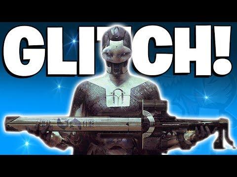 Destiny 2 – How To GLITCH Into BLACK ARMORY & See ADA-1 Vendor!