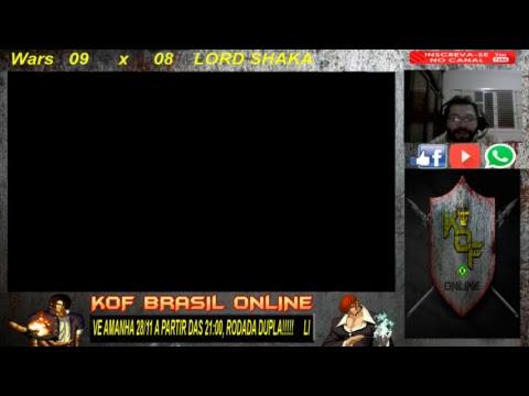2ºCampeonato KoF97 Brasil Online – 10º DIA: NEO X MARCELO12