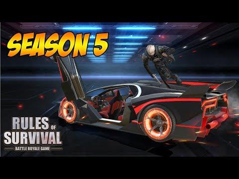 ?[LIVE] SEASON 5 MASIH ADA CHEAT !?!?!      Rules Of Survival PC (Asia)