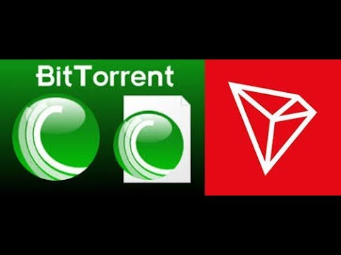 TRON(TRX), Bitcoin, and Binance Coin(BNB) accepted at Bittorrent and UTorrent