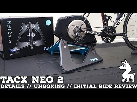 TACX NEO 2 Smart Trainer: Details // Unboxing // Initial Ride Review