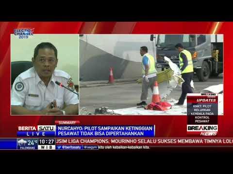 Tercatat Ada Enam Masalah di Lion Air PK-LQP