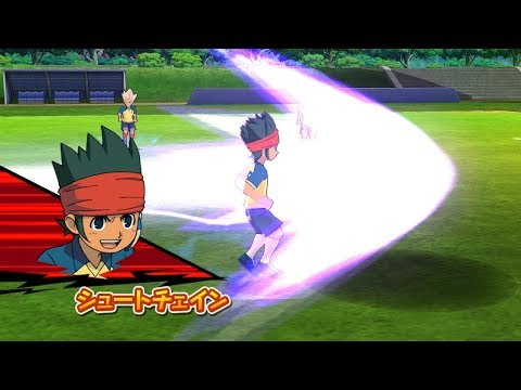 Inazuma Eleven Go Strikers 2013 Neo Raimon Vs Raimon GO Wii 1080p (Dolphin/Gameplay)