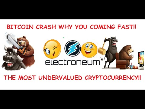 ELECTRONEUM WHY (ETN) IS THE MOST UNDERVALUED CRYPTOCURRENCY!!!