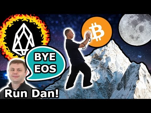 Dan Leaving EOS? Bitcoin Recovery, Elite Played Us? Tether Audit? $NEO $ELA $AVA