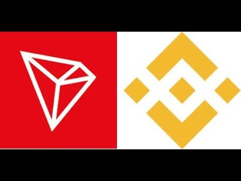 TRON(TRX) has a secret partnership with Binance? Signs point to yes.