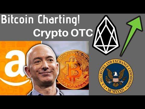 Amazon In On Blockchain! EOS Set To Explode? SEC Takeaways! Crypto OTC Market! ZEN Giveaway!