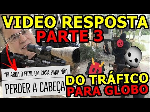 VÍDEOS TRAFICANTES (CV,ADA,TCP) NOS ÚLTIMOS DIAS NO RIO 3