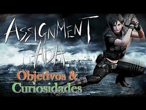 Assignment Ada Objetivos & Curiosidades