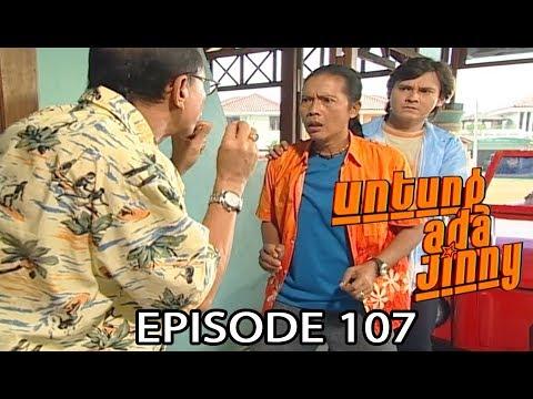 Untung Ada Jinny Episode 107 – Cerita Dihari Libur