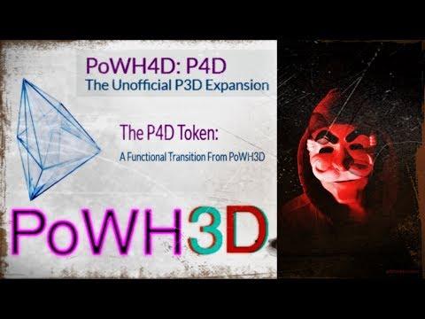 Cryptocurrency Market Update: Proof Of Weak Hands 3D Is Expanding #Ethereum #eth #dapps