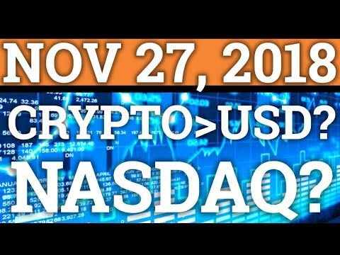 BILLIONAIRE THINKS CRYPTOCURRENCY WILL REPLACE FIAT? NASDAQ BITCOIN BTC FUTURES? (PRICE + NEWS 2018)
