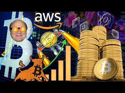 Did Amazon Just Kickstart the Bull Run?!? SEC Screws Up! Steemit Lays Off 70% of Employees