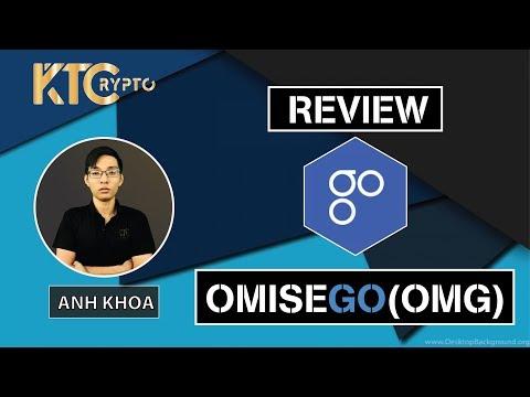 Phân Tích Đồng Coin OMISEGO ( OMG ) | Dương Anh Khoa | KTC