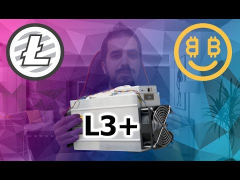 How Much Can The Bitmain Antminer L3+ Make – Litecoin