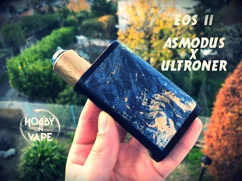 EOS II ASMODUS X ULTRONER ! BEAUTIFUL STAB WOOD MOD !