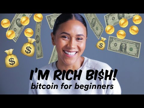 Bitcoin Cryptocurrency for Beginners ?
