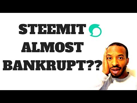 STEEMIT GETS BEAR ATTACKED AND LAYS OFF 70% OF COMPANY!
