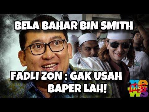 Bi (ada) b!!! Fadli Zon Bela Bahar Soal Video 'Jokowi B4nc1'! Bisa Di*@*#*@#in Gak Nih Orang?