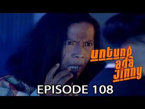 Untung Ada Jinny Episode 108 – Jeritan Mati Lampu