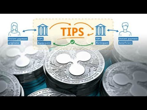 TIPS Launch And Ripple Is SUPER Connected!!!