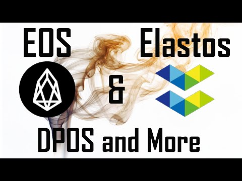 EOS and Elastos: Is Dan Larimer Really Leaving? DPOS the real problem? What can Elastos learn? $ELA