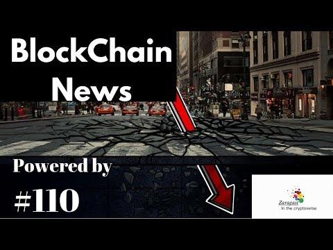?Bitcoin e i Problemi di Prezzo | ZCash Su Coinbase | Blockchain News #110 ?