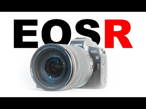 Canon EOS-R – Hands on!!! Have I made a MISTAKE?