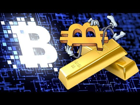 Gold Bodes Well for Bitcoin