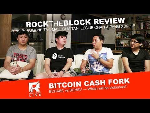 BITCOIN CASH FORK – BCHABC vs BCHSV – Which will be victorious?