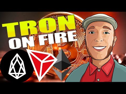 TRON Tops ETH #1 dApp Usage ? Is EOS Next? Is ZCASH Next For Coinbase Listing?
