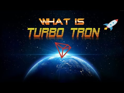 What is Turbo Tron? Will It Takeover Tron Blockchain? $5