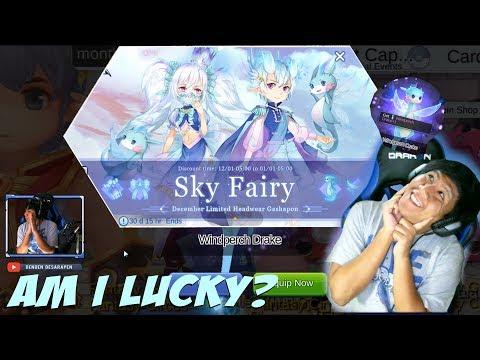 NEW SKY FAIRY GASHAPON (5/6) 147 BCC OR 1,000 PHP | Ragnarok Mobile Eternal Love