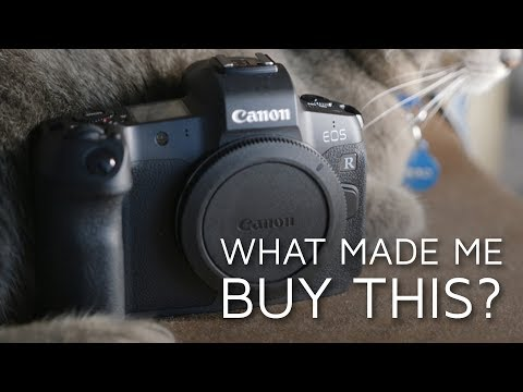 Why did I buy an EOS R?